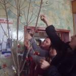 Дерево вітань та бажань