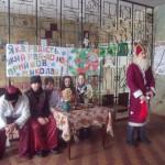 Казкові персонажі на свято завітали