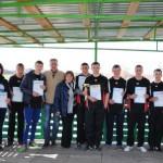 Переможці ДНЗ «Чубарівський професійний аграрний ліцей»
