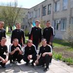 Команда ДНЗ «Чубарівський професійний аграрний ліцей»