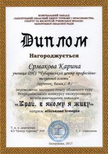 диплом музей